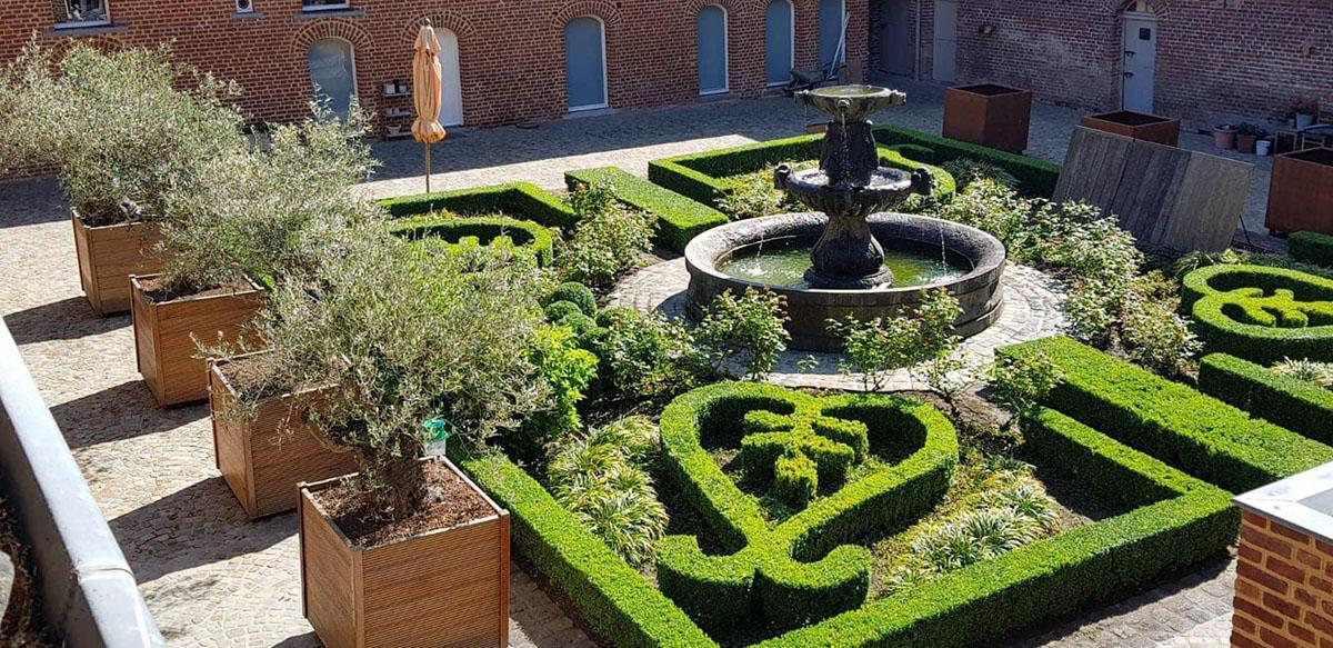 Maurits Garden - Portfolio - 3 Hovenier Maastricht