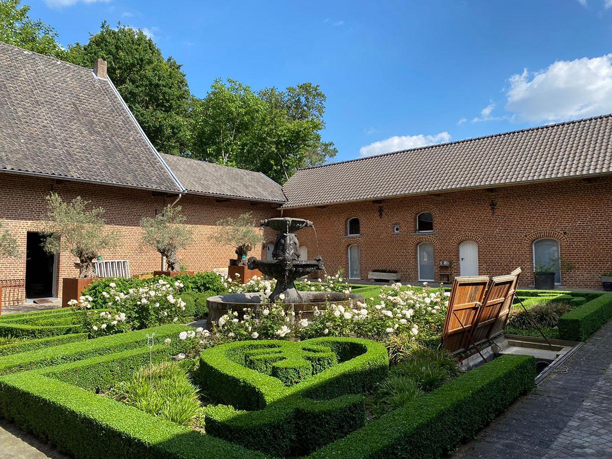 Maurits Garden - Portfolio - 6 Hovenier Maastricht